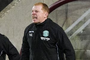 Neil Lennon's exit from Hibs appeared inevitable following his post-match outburst when Hibs lost to Hearts last May