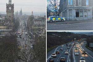Edinburgh news LIVE: Cops probe unlawful deer hunters | Pubs owned by Hibs legend 'petrol-bombed'| Traffic and travel