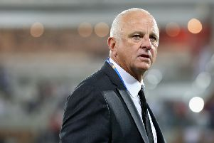 Hibs link: Australia national team boss Graham Arnold. Picture: Getty Images
