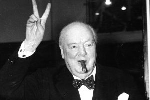 Winston Churchill. Picture: PA