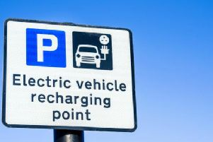 Need to charge your electric car in Edinburgh? Here's where to go (Photo: Shutterstock)