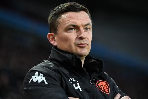 Paul Heckingbottom was most recently manager of Leeds United. Picture: Getty