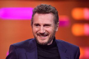 """Liam Neeson has said he was compelled by a """"primal"""" and """"medieval"""" desire for revenge when he had violent thoughts about killing a black person after someone close to him was raped, but has denied being racist. Picture: Matt Crossick/PA Wire"""