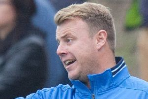 Former Musselburgh manager Calvin Shand is now in charge at Tranent
