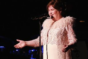 Susan Boyle found fame on TV programme Britains Got Talent in 2009 (Photo: Getty Images)