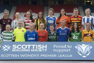The new Scottish Women's Premier League season kicks off this weekend