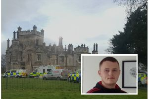 Emergency services rushed to the scene on Tuesday but were unable to save the 21-year-old. Picture: Contributed