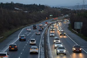 Edinburgh LIVE traffic, travel and weather updates
