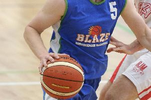 Boroughmuir Blaze claim victory in local derby with City of Edinburgh Kings