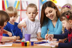 The EIS says important expertise will be lost if teachers are withdrawn from nurseries.