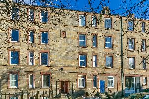 This well presented flat just outside Edinburgh city centre could go for a steal (Photo: Mov8)