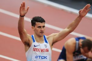 Guy Learmonth will spearhead Britain's tilt at the European Championships in Glasgow this weekend. Pic: Getty