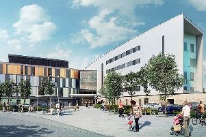 The �150m replacement for the Royal Hospital for Children and Young People is set to open in July.