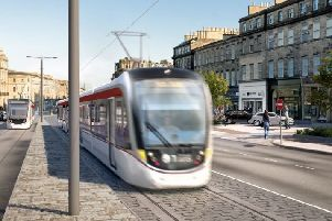 The council is set to hand out contracts for the new tram extension before ratification.