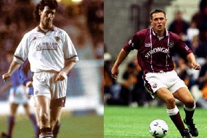 Could your old Hearts jerseys be worth something?