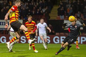 Christie Elliott's goal means Hearts and Partick must do it all again at Tynecastle