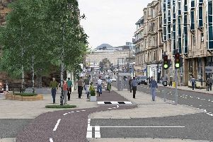 City Centre West to East Cycle Link Project'Citywide