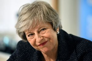 Prime Minister Theresa May will refuse permission for a second Scottish independence referendum, Jeremy Hunt has said. Picture: Clodagh Kilcoyne/PA Wire