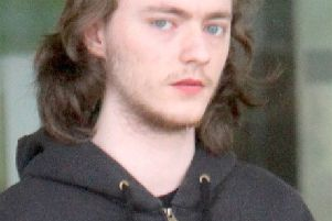 Jordan Yardley, who was jailed today for grooming what he thought was a 12-year-old girl online.