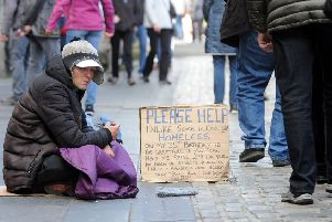 Housing chiefs are aiming to stop the use of B&Bs as a means of sheltering the homeless. Picture: Lisa Ferguson