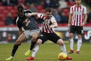 John Fleck has been in good form for Sheffield United