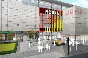 Images of Porta (the revamped Ocean Terminal)
