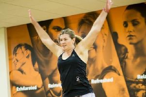 Mix up your fitness regime with a free fitness taster at Edinburgh Leisure