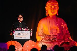 Fashion guru Gok Wan will host the awards bash next month. Picture: The Golden Chopsticks Awards