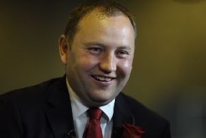 Ian Murray MP has vowed to fightt the proposals. Pic: Neil Hanna