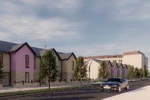 Councillors granted planning permission for the new homes.