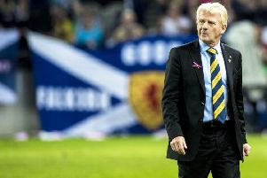 Is Gordon Strachan set for a shock return as Scotland boss? Picture: SNS Group