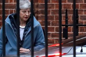 Theresa May thinks the people are on her side, even if MPs are not. She's wrong. (Picture: Tolga Akmen/AFP/Getty Images)