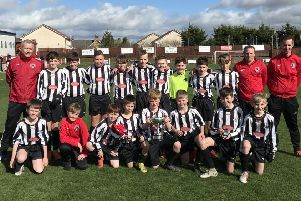 Gala Fairydean Rovers Under-13s