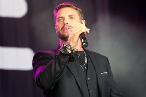 Boyzone singer Keith Duffy was taken to hospital. Pic: Mick Atkins - Shutterstock