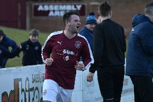 Colin Strickland knows Linlithgow have to win their game in hand tomorrow