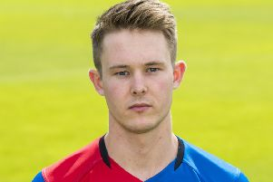 Angus Beith joined Inverness from Hearts. Picture: SNS