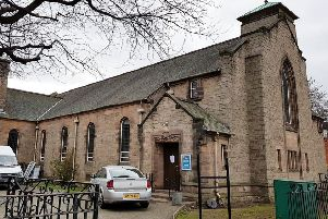 An Edinburgh kirk has undergone a �220,000 revamp to provide a care shelter for close to 100 homeless people. Picture: SWNS