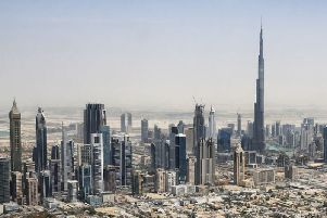 Dubai has strict cybercrime laws. Picture: Wikimedia Commons