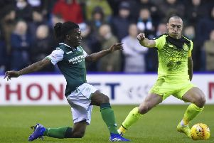 Hibs and Celtic meet at Easter Road on Sunday, April 21