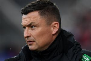 Hibs head coach Paul Heckingbottom has his team well-drilled and able to adapt when he makes tactical changes mid-game