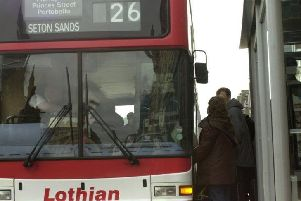 Bus users across Edinburgh have traditionally said 'thank you, driver'. Picture: TSPL