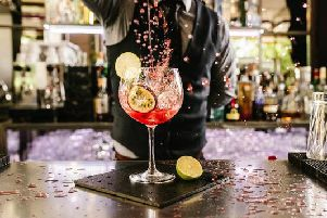 Festival-goers will have a choice of more than 100 different gins to try