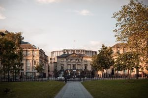 New designs for IMPACT Scotland new concert hall in St Andrew Square. Picture: Contributed.
