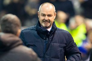 Steve Clarke has been named the favourite to replace Alex McLeish - but could he be heading for England?