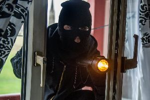 Two areas of Edinburgh feature in the top 20 of hotspots for housebreaking. Picture: John Devlin