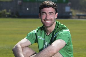 Stevie Mallan relishes playing against Celtic and Rangers