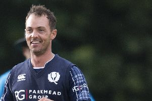 Con de Lange was a Scotland mainstay and played in 13 ODIs and eight T20 international matches