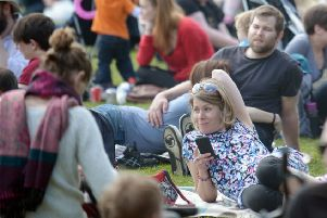 The Meadows Festival is under threat, warn volunteers. Picture: Phil Wilkinson