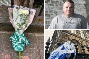 Welsh was shot dead outside his home in Edinburgh's west end