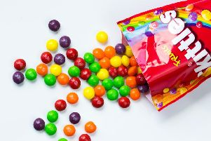 If you buy packs of Skittles you can claim a free cinema tickets (Photo: Shutterstock)
